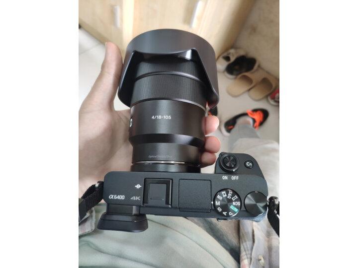 索尼(SONY)Alpha 6400 APS-C微单数码相机Vlog视频优缺点评测【入手必看】最新优缺点曝光 艾德评测 第12张