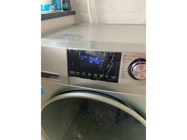 海尔(Haier)滚筒洗衣机全自动XQG100-14HBD70U1JD怎样【真实评测揭秘】质量口碑评测,媒体揭秘- _经典曝光 艾德评测 第9张
