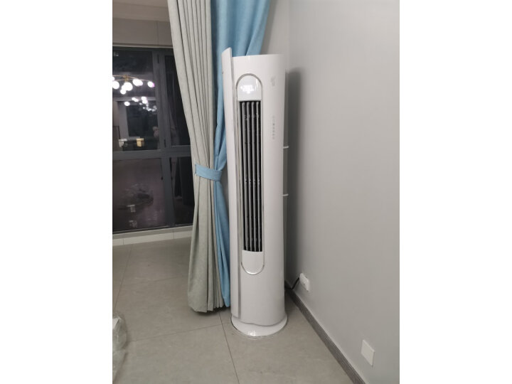 奥克斯 (AUX) 2匹倾城立柜式空调柜机(KFR-51LW-BpR3NHA2(B1))怎么样?最新统计用户使用感受,对比分享 艾德评测 第9张