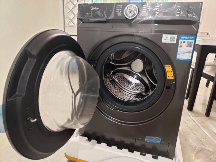 美的 (Midea)滚筒洗衣机MD100CQ9PRO怎么样为什么爆款_质量详解分析 品牌评测 第7张