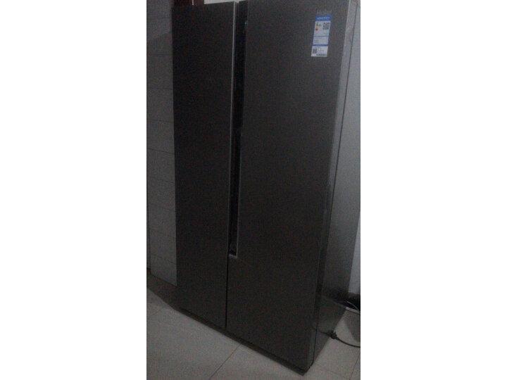 海尔520升双变频风冷无霜对开门双开门冰箱BCD-520WDPD怎么样?真实买家评价质量优缺点如何     怎么样?入手揭秘真相究竟怎么样呢? 值得评测吗 第12张
