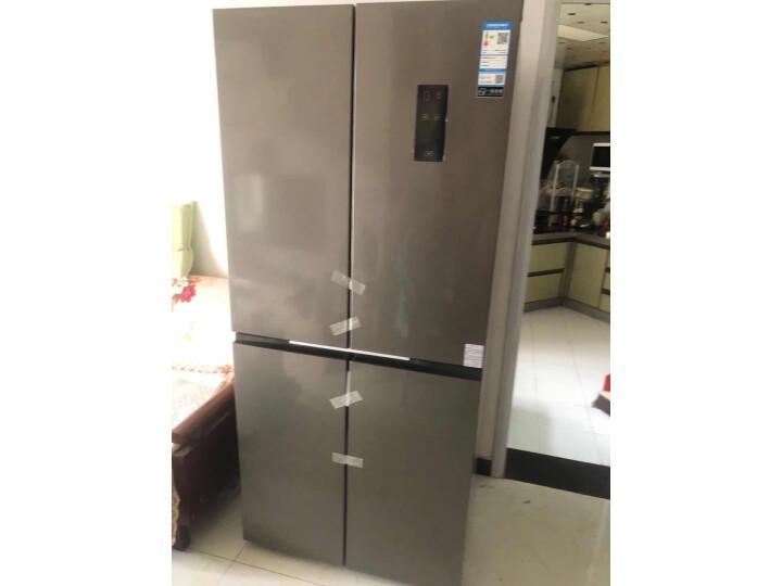 TCL 480升 双变频十字对开多门冰箱BCD-480WEPZ55怎么样_官方媒体优缺点评测详解 品牌评测 第13张