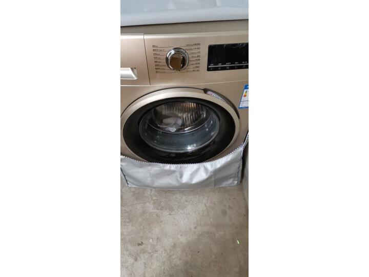 海尔(Haier) 10KG全自动BLDC变频滚筒高温除菌洗衣机EG10014B39GU1怎么样?为什么爆款,质量详解分析 艾德评测 第6张