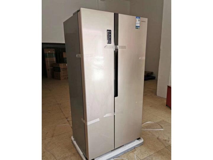 容声(Ronshen) 529升 对开门冰箱BCD-529WD11HP怎么样?质量如何,网上的和实体店一样吗 值得评测吗 第6张