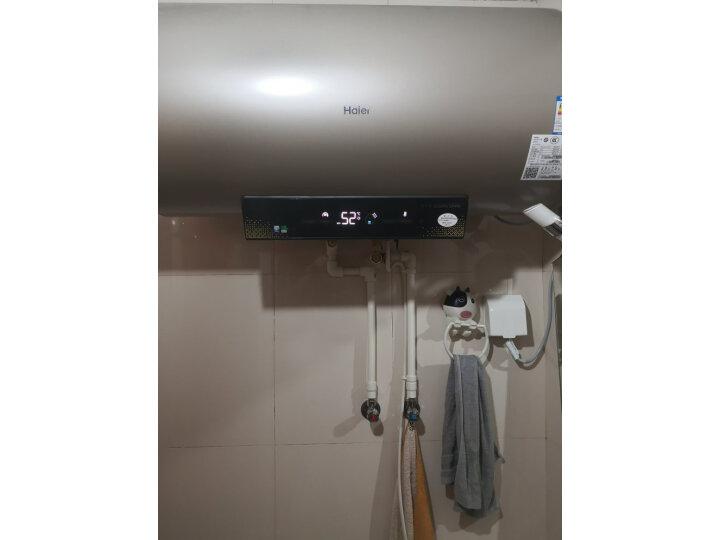 海尔(Haier)60升家用储水式电热水器EC6001-GC好不好啊?质量内幕媒体评测必看 好货众测 第6张