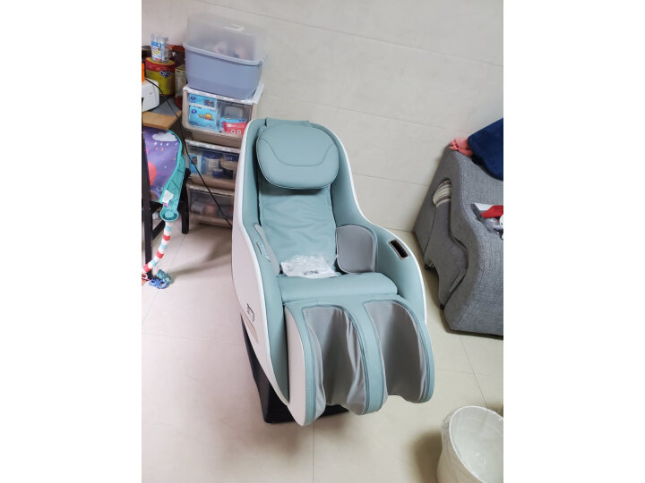 芝华仕 CHEERS 家用迷你小型全身芝华士按摩椅M2050测评曝光?谁用过?产品真的靠谱 艾德评测 第11张