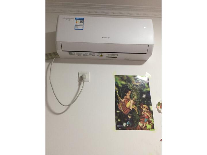 格力品悦(GREE)大1匹壁挂式卧室空调挂机KFR-26GW-(26592)FNhAa-C5好不好?优缺点评测曝光 艾德评测 第7张