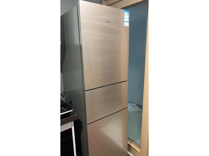 海尔 (Haier)218升风冷无霜三门冰箱BCD-218WDGS怎么样?口碑质量真的好不好- 艾德评测 第12张