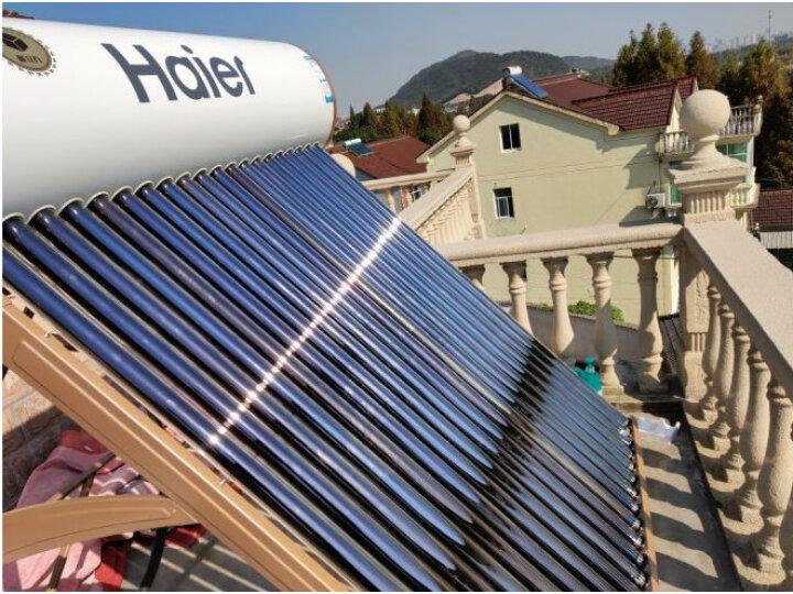 力诺瑞特 100升高层阳台壁挂太阳能热水器怎么样_老婆一个月使用感受详解 艾德评测 第3张