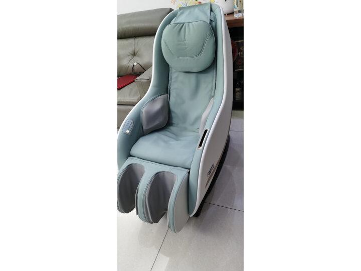 芝华仕 CHEERS 家用迷你小型全身芝华士按摩椅M2050怎么样_质量口碑评测_媒体揭秘 艾德评测 第13张