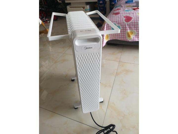 美的(Midea)取暖器电暖器家用办公电暖气片HYX22N评测如何?质量怎样【真实大揭秘】质量性能评测必看 _经典曝光 众测 第3张