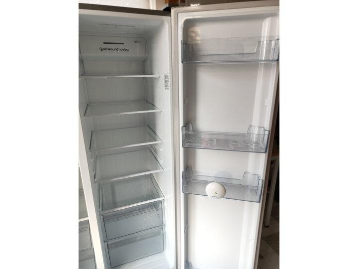 容声(Ronshen)646升 冰箱双开门家用对开门BCD-646WD11HPA怎么样【分享曝光】内幕详解 每日推荐 第7张
