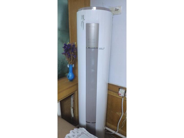 美的(Midea)3匹 智行客厅空调立式柜机 KFR-72LW DY-YA400(D3)怎么样.质量优缺点评测详解分享 _经典曝光 众测 第17张
