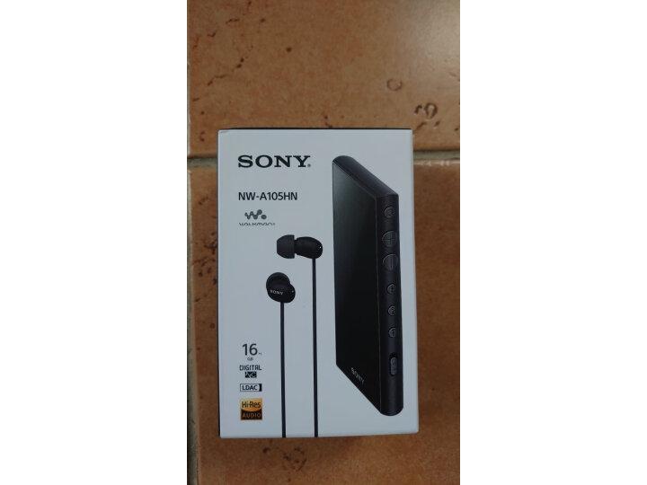 索尼NW-A105HN 无线Hi-Res 安卓9.0无损音乐播放器 MP3怎么样?亲身使用感受,内幕真实曝光 选购攻略 第9张