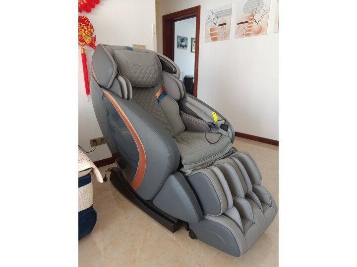 奥佳华家用按摩椅7808智摩大师使用测评必看?谁用过,质量详情揭秘 艾德评测 第1张