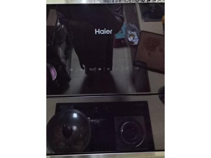 海尔(Haier)灵动净侧吸式抽油烟机E900C13+QE8B1怎么样,最真实使用感受曝光【必看】 值得评测吗 第10张