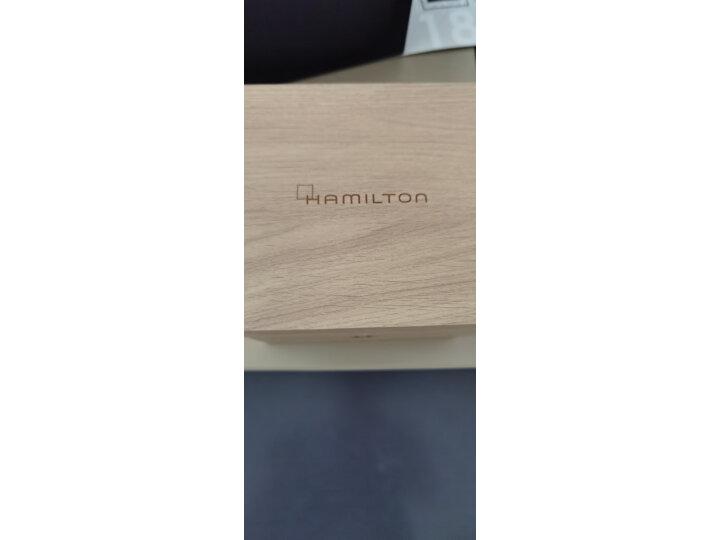 汉米尔顿(HAMILTON)瑞士手表卡其航空系列H77755533评测怎么样?质量很烂是真的吗【使用揭秘】)-苏宁优评网