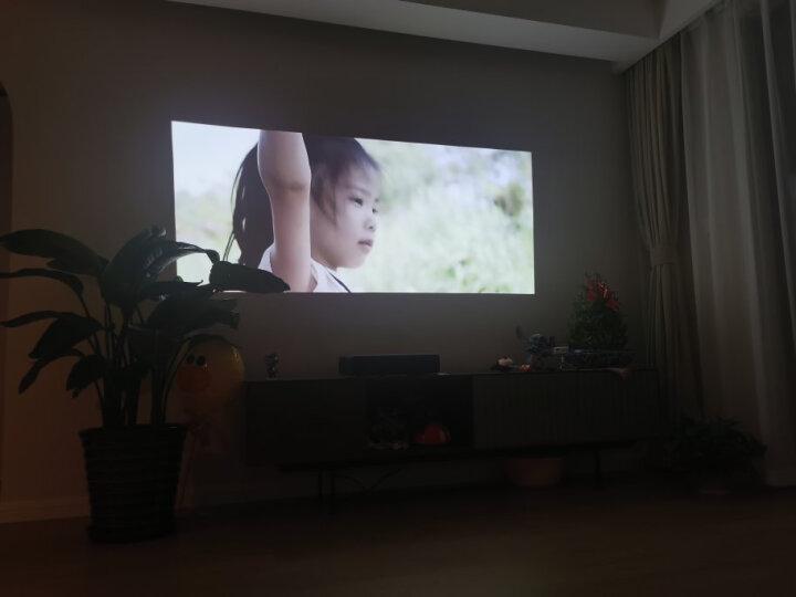 小米米家 4K激光电视超短焦家用投影仪怎么样?3个月体验感受对比曝光大公开 艾德评测 第11张
