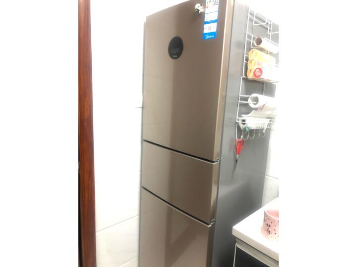 美的(Midea) 231升风冷无霜家用小冰箱BCD-231WTPZM(E)咋样质量口碑反应如何【媒体曝光】 电器拆机百科 第13张