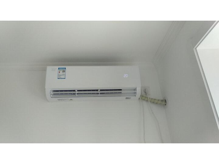 格力品悦(GREE)1.5匹壁挂式卧室空调挂机KFR-35GW-(35592)FNhAa-C4怎么样?内幕评测,有图有真相 值得评测吗 第4张