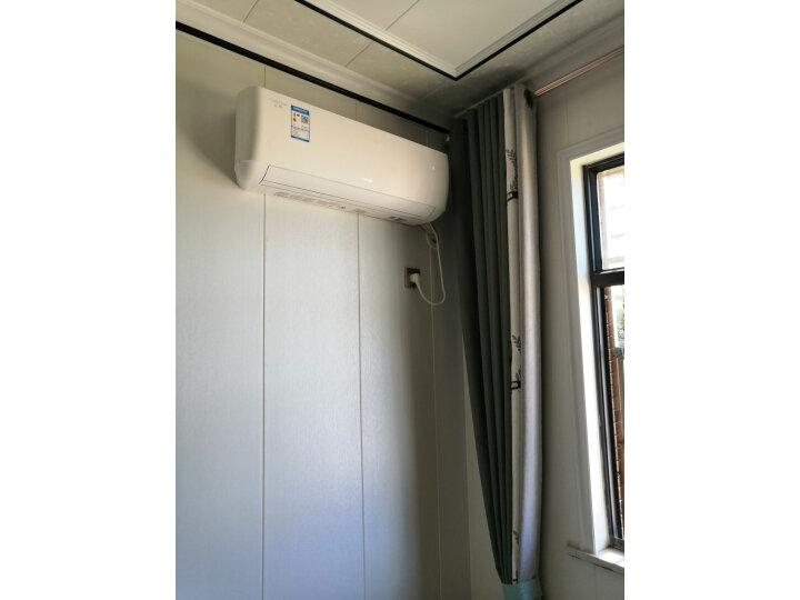 格力(GREE)1.5匹 京逸Ⅱ室空调挂机KFR-35GW-NhBb3Bj口碑评测曝光?网上购买质量如何保障【已解决】 值得评测吗 第7张