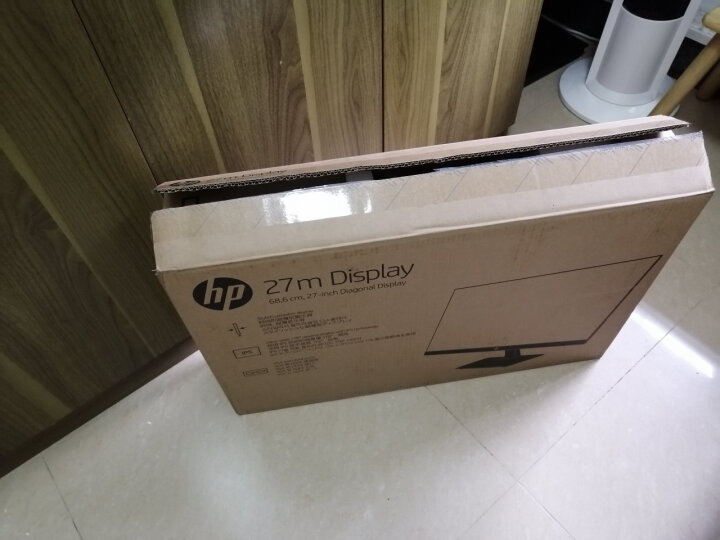 惠普(HP)27M 27英寸纤薄微边框IPS电脑显示器怎么样?内情揭晓究竟哪个好【对比评测】 艾德评测 第1张
