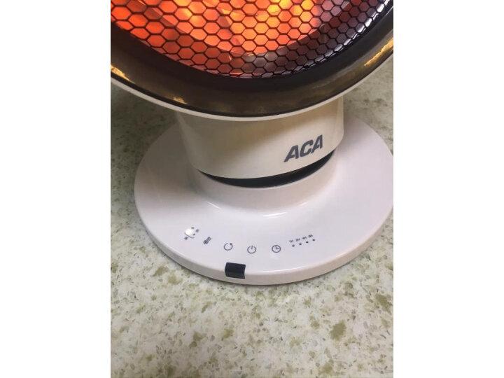 打假测评:北美电器(ACA)碳纤维取暖器电暖器桌面烤火炉APG-TN08评测如何?质量怎样?官方媒体优缺点评测详解 _经典曝光 众测 第15张