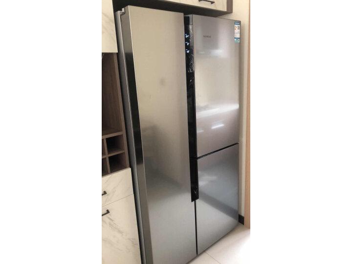 西门子569L对开三门冰箱KA96FA46TI怎么样【官网评测】质量内幕详情 艾德评测 第10张