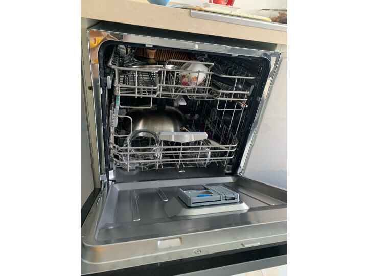 华帝(VATTI)嵌入式干态洗碗机 JWV10-E5【分享揭秘】性能优缺点内幕 艾德评测 第13张