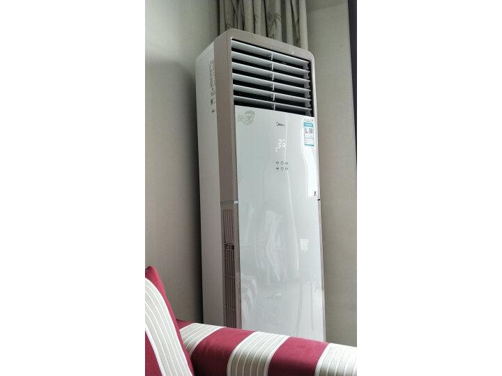 美的(Midea)3匹 风淳空调立式柜机KFR-72LW WPCD3@怎么样?好不好,评测内幕详解分享 艾德评测 第8张