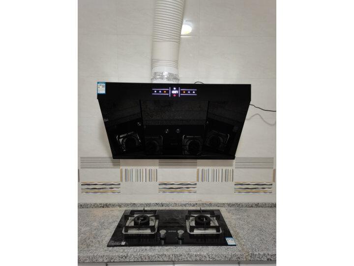 苏泊尔(SUPOR)DJ73+B30油烟机怎么样, 亲身使用经历曝光 ,内幕曝光 艾德评测 第7张
