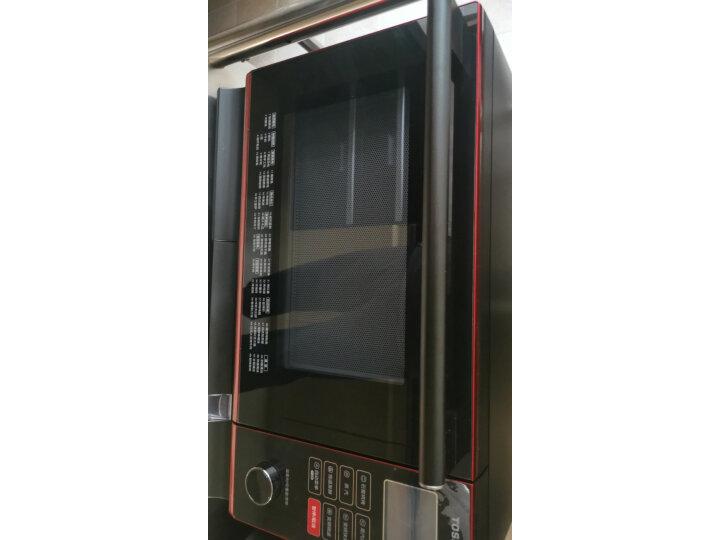 东芝微波炉 家用微蒸烤一体机ER-ST6260好不好,说说最新使用感受如何 值得评测吗 第9张