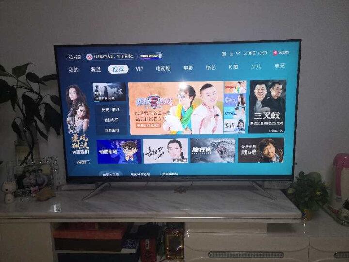 海信 VIDAA 55V3A 55英寸人工智能液晶平板电视怎么样?大咖统计用户评论,对比评测曝光 艾德评测 第11张