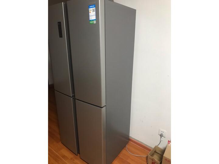 【图文测评详解】容声(Ronshen)429升十字对开门冰箱BCD-429WRK1FP怎么样?质量优缺点对比评测详解 首页 第9张