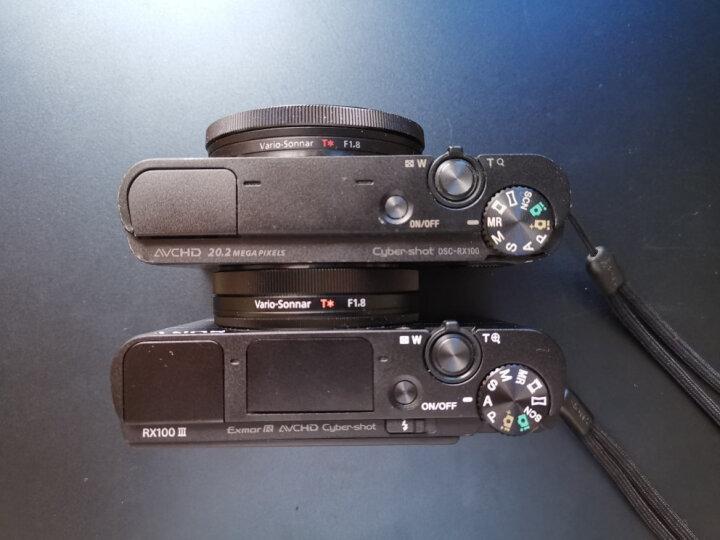 索尼(SONY)RX100M3G 黑卡数码相机怎么样_性能比较分析【内幕详解】 艾德评测 第1张