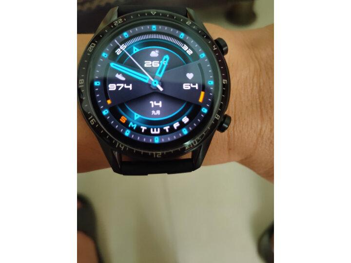 HUAWEI WATCH GT2(42mm)华为手表 运动智能手表 水漾流金质量评测如何【同款对比揭秘】内幕分享_好货曝光 _经典曝光 首页 第7张