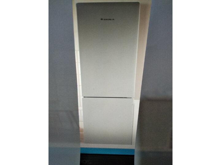 上菱冰箱BCD-203K质量评测,内情曝光 电器拆机百科 第11张