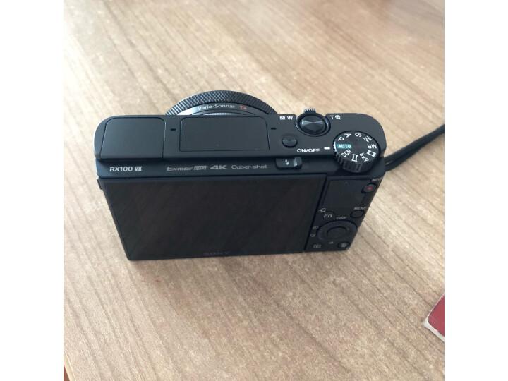 索尼(SONY)DSC-RX100M7G 黑卡数码相机怎么样.质量好不好【内幕详解】 首页 第8张