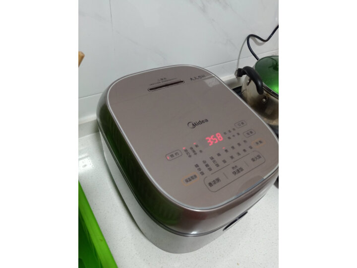 美的(midea)智能养生电饭煲MB-40LHM5质量口碑如何?最新网友爆料评价评测感受 艾德评测 第6张