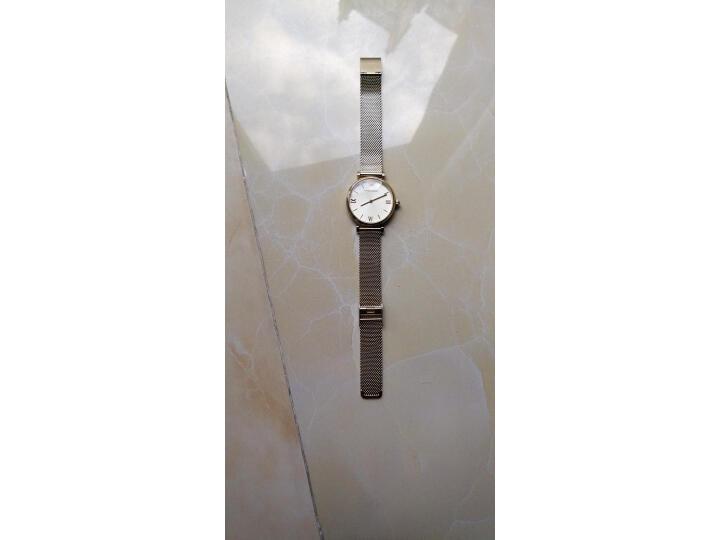 【评测详解】阿玛尼(Emporio Armani)满天星手表女AR1961是正品吗,内情吐槽 品牌评测 第9张