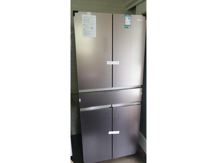 容声(Ronshen)421升 对开门冰箱BCD-421WSK1FPG最新评测怎么样??质量口碑反应如何【媒体曝光】-苏宁优评网