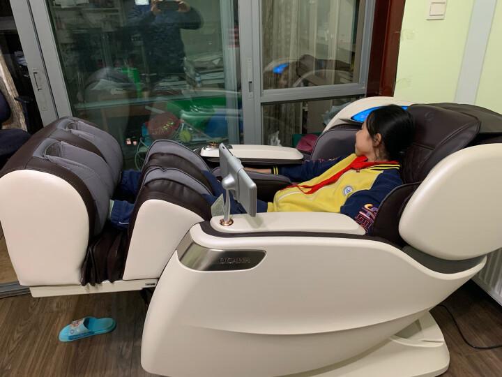 【专柜同款】奥佳华(OGAWA) 按摩椅7598性能如何,求助大佬点评爆料 艾德评测 第10张