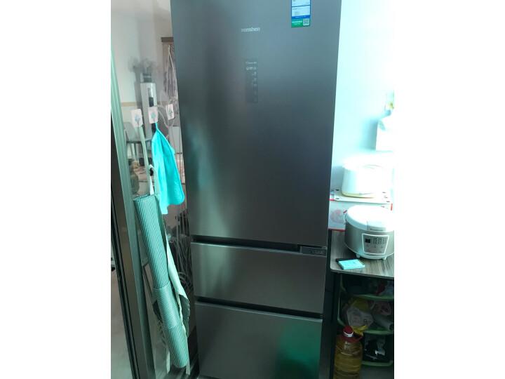 容声(Ronshen)332升 三开门冰箱BCD-332WKR1NPG怎么样亲身使用感受,内幕真实曝光_好货曝光 _经典曝光-货源百科88网