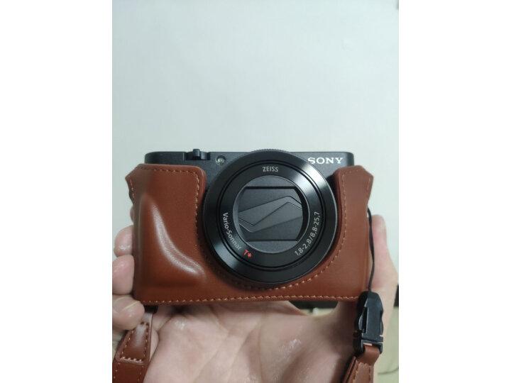 索尼(SONY)DSC-RX100M5A 黑卡数码相机怎么样【优缺点】最新媒体揭秘 品牌评测 第10张
