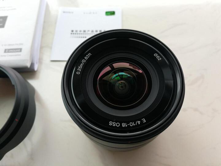 索尼E 70-350mm F4.5-6.3 G OSS APS-C画幅超远摄变焦G镜头质量优缺点爆料-入手必看 电器拆机百科 第12张