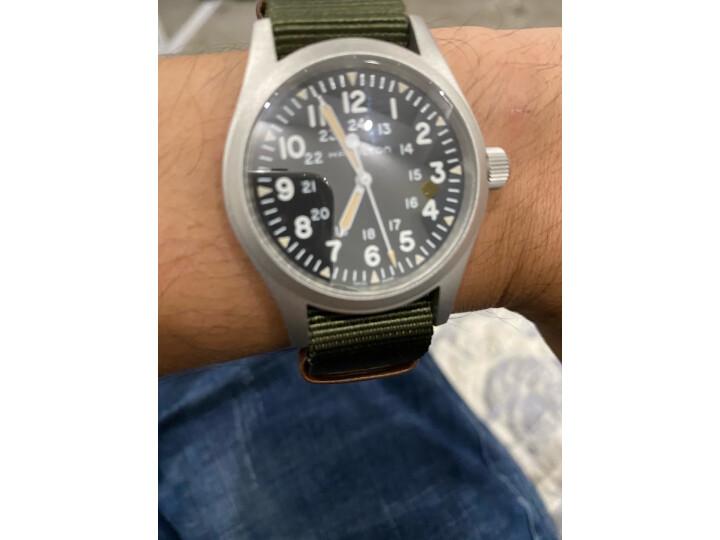 汉米尔顿(HAMILTON)瑞士手表卡其野战系列H69439531怎么样.质量好不好【内幕详解】-艾德百科网