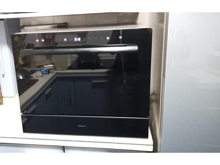 老板WQP8-WB770A 8套洗消一体嵌入式家用洗碗机内情爆料【同款质量评测】入手必看 好货众测 第10张