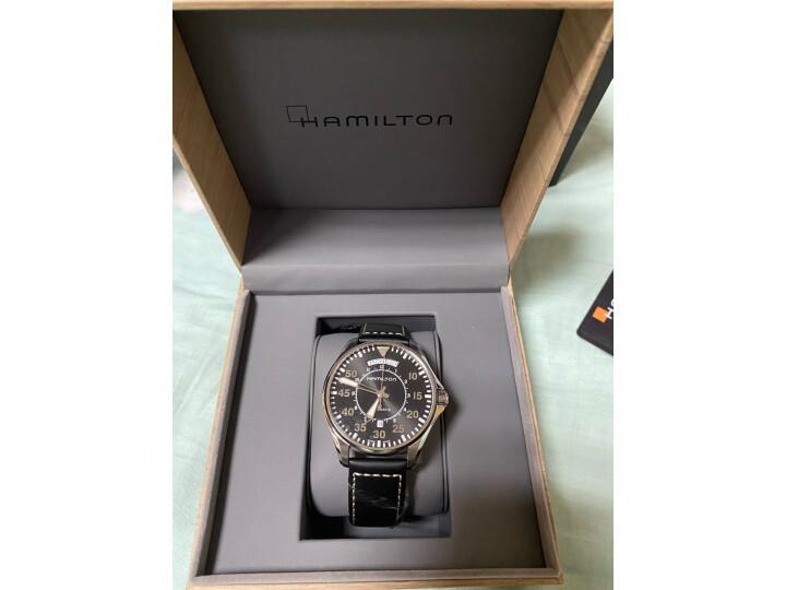 汉米尔顿(HAMILTON)瑞士手表卡其航空系列H64615545新款怎么样??最新吐槽性能优缺点内幕)-苏宁优评网