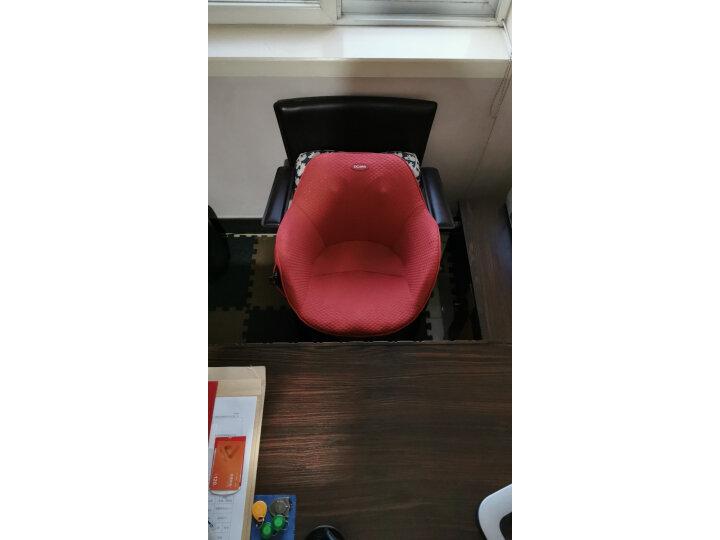 奥佳华坐姿椅人体工学座垫塑形修身按摩坐垫OG-1501测评曝光?质量靠谱吗,真相吐槽分享 电器拆机百科 第13张
