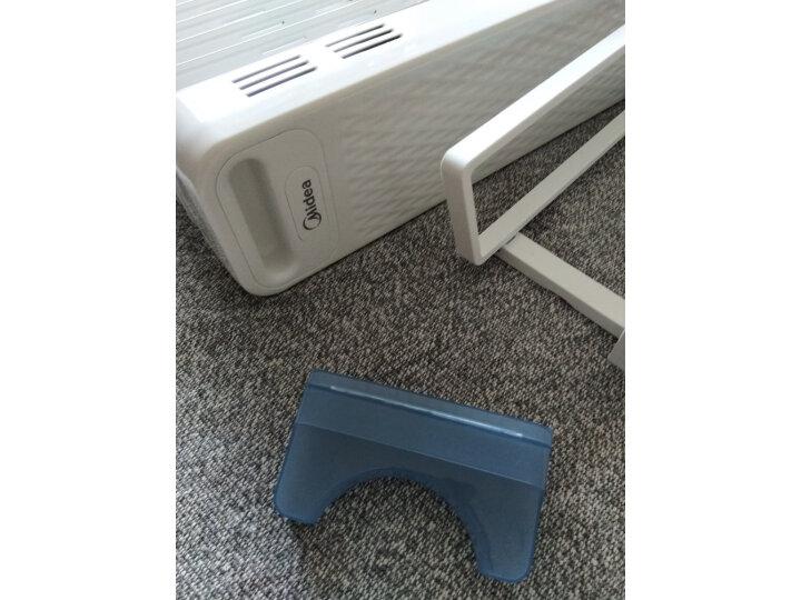 美的(Midea)取暖器电暖器家用办公电暖气片HYX22N评测如何?质量怎样【真实大揭秘】质量性能评测必看 _经典曝光 众测 第19张